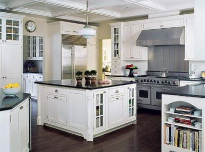 Kitchen Ideas White Cabinets Black Countertop perfect white kitchen cabinets with black countertops 4 inside